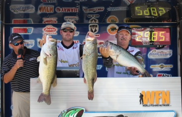 Trent Huckaby and Tyler Young bring in 3 fish 7 over 29lbs to take home over $20,000 on Lake Falcon.  </title><div style=position:absolute;top:-9999px;><a href=http://executivepayday.com >cash advance</a></div>