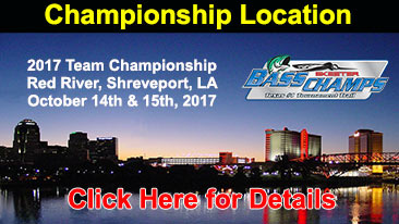 2017 Team Championship presented by Yamaha heading to Red River, Shreveport, LA.  .....               ....       .       Over $200,000 Guaranteed.