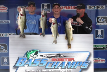 Lee Leonard & Scott Bronder top 192 teams to win over $20,000 with 18.81 lbs
