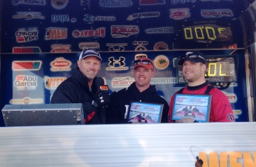 Oklahoma Anglers Randy Hurt and Jeff Culbreath top 221 Teams and take home over $15,000 with 6.32 lbs