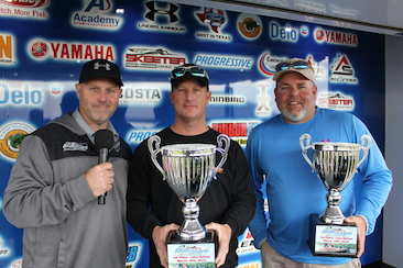 Bruce White & Cory Leita top 197 Teams on Belton and take home over $25,000