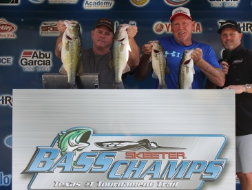 Charles and Mitch Buck top 252 teams to win $20k on Cedar Creek with 23.49