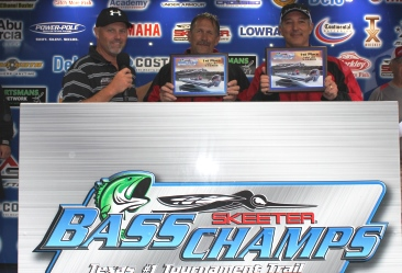 Shuster & Gerhart top 179 Teams on LBJ with 22.21 lbs. to Win over $20,000.  Whited & Polkinghorn win AOY