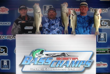 William Blaine & Dustin Walton Win over $20,000 on LBJ with 24.43 lbs. Day & Wilson Win AOY