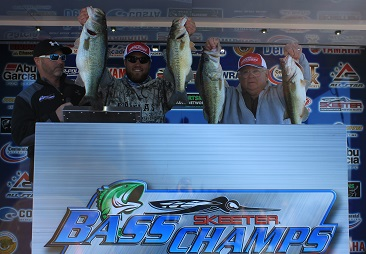 Josh Lasseter & Don King top 208 Teams on LBJ with over 25lbs. Take home over $20,000