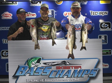 Byerly & Hadley top 318 teams to win over $20,000 on a tough Sam Rayburn after 4 hour fog delay with 21.77 lbs
