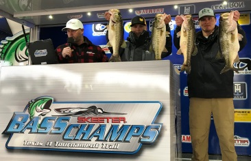 George Glass & Trent Manuel Top 256 Teams to win $20,000 with 24.53 lbs