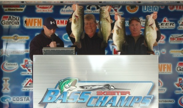 Ricky & Ronnie Madole Top  308 teams with a huge bag weighing nearly 36 pounds and take home $20,000.