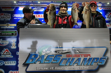 Dean & Joshua Sikes Win a Record Setting day on Rayburn to top 319 teams and take home over $20,000.  Over $87,000 paid out.