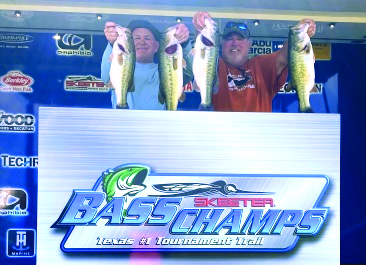 Mike & Rob Burns win a close one on Roberts to take home over $20,000 by .04 lbs