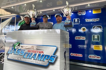 Kris Wilso & Bryan Lohr top 250 teams to win over $50,000 at the Techron TX-Shootout on Rayburn