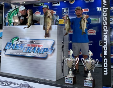 Jason Bonds & James Nitschke win over $50,000 at Techron TX Shootout on Sam Rayburn