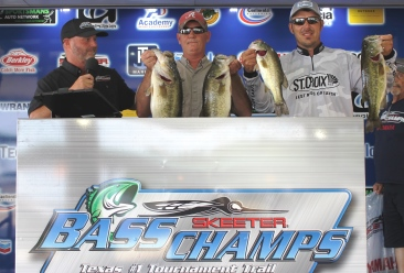 Campise & Langele Jr. Win over $20,000 with 24.20 lbs - Clark & Rambo win AOY for the 3rd time.