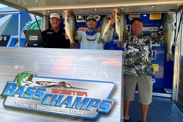 Jason Olivo & Jose Rodriguez win $20,000 on Lake Travis with 18.98 lbs.  Brian Mater and Phillip Warren won AOY honors.