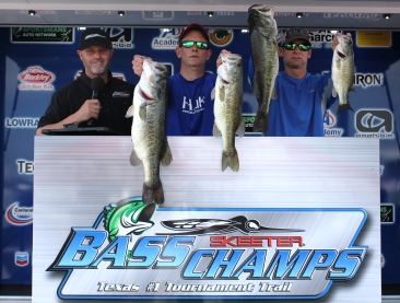 Lee Leonard & Scott Bronder win over $20,000 on a tough Amistad with 21.17 lbs