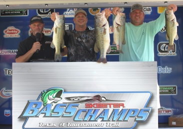 Rome and McBride top 205 Teams on Cedar Creek for $20,000. Hollingshead & Lambert win AOY.