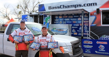 Wendell Ramsey Sr. and Ronnie Wallace win a tough Amistad with 13.37 lbs.