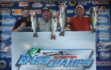 Scott Hutzler & Michael Bradley take home over $20,000 on a stubborn Lake Amistad with 18.80 lbs