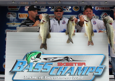 Jason Buchanan & Terry Kircus top over 180 teams on LBJ to take home over $20,000 and Anglers of the Year Honors.