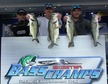 Jeff Hunter & Ken Witek win over $20,000 with 20.99 on Lake Travis
