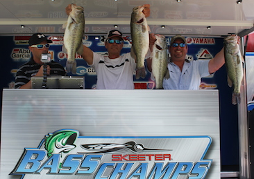 Sean Goodson and Bill Sweeten top 248 teams, take home over $20,000 on Cedar Creek