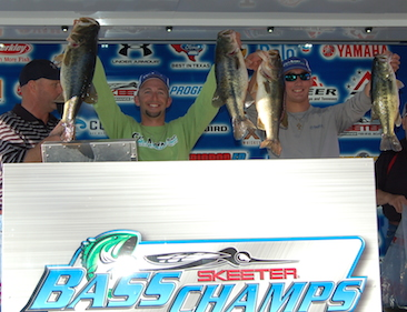 Lance Duff and Cole Costlow top 276 teams on Toledo Bend with 26.64 lbs and take home over $20,000.