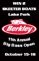 2016 Berkley Big Bass