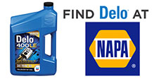 Find DELO at Napa